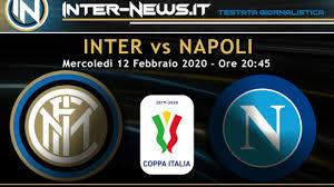 Inter-Napoli 0-1, il tabellino della partita delle semifinali di Coppa  Italia