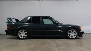 We usually notice when one does. Find Of The Week Mercedes Benz 190 E 2 5 16 Evolution Ii Autotrader Ca