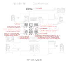 light fuse box simple wiring diagram electrical toyota tacoma 2007 fuse diagram motor vehicle dacia duster fuse box light 06 tacoma driver