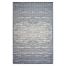brooklyn indoor outdoor rug blue