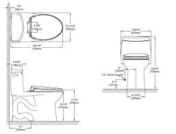 comfort height toilet dimensions. kohler comfort heights are about 16+1/2\ height toilet dimensions