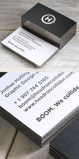 Letterpress Business Cards 26 New Examples Design Graphic
