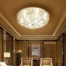 diy ceiling lighting. White Creative Geometry DIY LED Ceiling Lighting Nordic Bedroom Lampara Modern Light Plafon Led Diy