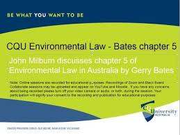 best environmental law ideas law lawyers and  cqu environmental law chapter 5 of environmental law in by gerry bates