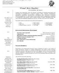 Amusing Sample Resume Of Fresher Teacher With For Cv Pics