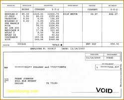 Office Pay Stub Template Com Blank Paycheck Ideas Fake Generator