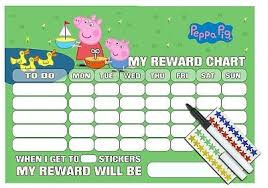 Lol Surprise Childrens Chore Sticker Chart Reward Chart