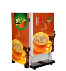 Tea Coffee Vending Machine Rental Basis Custom Bru Vending Machines Get Second Hand Bru Machine Manufacturer From