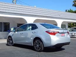 2014 Used Toyota Corolla S Premium Pkg * Top Of The Line Model * 1 ...
