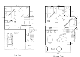 Vacation Cabin House Plans  Homes ZoneVacation Home Floor Plans