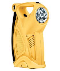 Eveready Hl 52 Led Rechargeable Emergency Light Yellow
