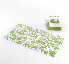 abyss habidecor jardin bath rugs 5 colors