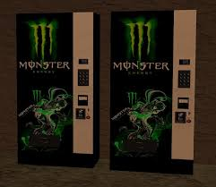 Monster Vending Machines Fascinating GTA San Andreas Vending Machine Pack Mod GTAinside