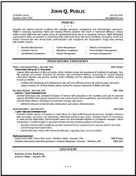 9 How To Construct A Resume. Operations Manager Resume