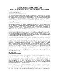 A destruction of environment due to mining. Position Paper Sample