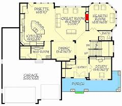 two kitchen house plans 4 bedroom two y house plans lovely floor plans new floor plans