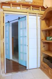installing a pocket door a step by