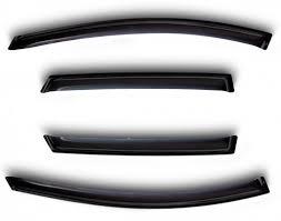 <b>Дефлекторы окон</b> | <b>TOYOTA</b> COROLLA E140 2006-2012 | <b>SiM</b>