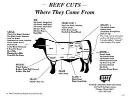 Veal Meat Chart You Will Love Meat Cutting Chart For Beef National Livestock
