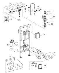 grohe 38749 rapid sl parts catalog