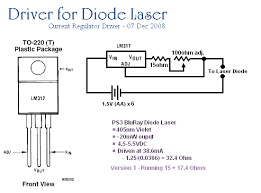 laser diode wiring diagram schematics and wiring diagrams laser circuit light led circuits next gr