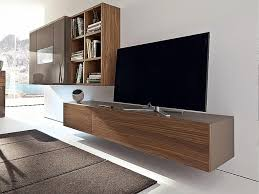elegant wall hung tv cabinet