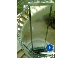 office water features. this large clear glass wall fountain is a great centerpiece for the lobby of office water features