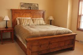 do it yourself bedroom furniture. Build Your Own King Platform Bed Frame Quick Woodworking Projects Our Farmhouse Do It Yourself Home Bedroom Furniture E