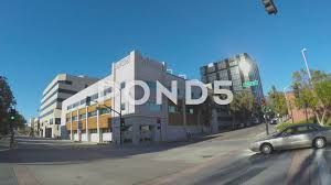 cartoon network studios buildings at street corner burbank ca clip 65238402