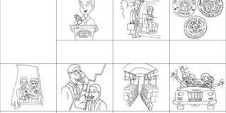 Martin Luther King Jr Comic Strip | Classroom Secrets