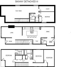 elegant narrow house plans for a narrow house plan 35 narrow house design uk