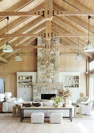 feature lighting ideas. Vaulted Ceiling Ideas Chic Wooden Beams And Wood Covered Is A Gorgeous  Rustic Feature That Adds Lighting