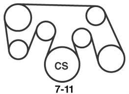 how do i install a serpentine belt on a 1999 isuzu rodeo? fixya 1999 Isuzu Rodeo Wiring Diagrams 75c046e jpg 1999 isuzu rodeo wiring diagram