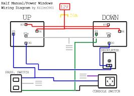 power window wiring diagram 1 youtube brilliant carlplant power window relay wiring diagram at Power Window Electrical Diagram