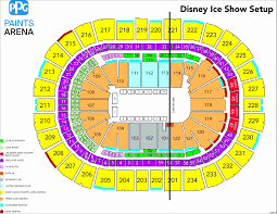 Xfinity Hartford Seating Chart 64 Particular Xfinity Center Seat Map