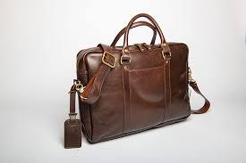 slim leather briefcase 2 0 antique brown