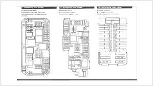 mercedes benz c class w204 fuse diagrams and commonly blown fuses w204 fuse allocation chart page 2