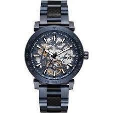michael kors men s watches kmart michael kors men s greer skeleton automatic watch mk9036