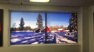 PROLAB Digital WindowScapes Transforms any window into Landscape Backlit Art