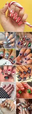 25+ unique Winter nail designs 2016 ideas on Pinterest   Christmas ...