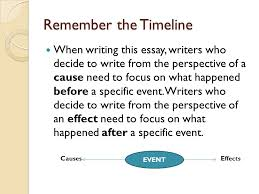 when you write a cause and effect essay you describe online  how do i write an essay on a mac