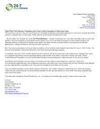 Cover Letter In An Email Sample For Applications Resume Sending Body