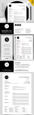 creative resume templates to land a new job in style blair branded minimal resume template set