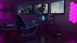 RAJ BHINGARDE - Gaming Room