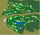 Layout - Blue Mash Golf Course