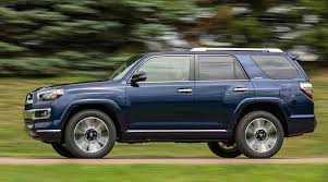 vehicle spotlight 2017 toyota 4runner the engine block 2017 toyota 4runner courtesy of toyota