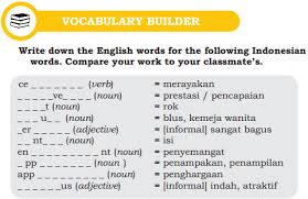 Kunci jawaban ( download ). Kunci Jawaban Soal Bahasa Inggris Chapter 2 Halaman 21 Kelas 10 Saifullah Id
