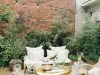 131 Best <b>nina</b> images | Architecture, Backyard patio, Bench cushions