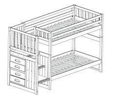 bunk bed with stairs plans. Bunk Bed Stair Plans Explore Ladder And More  Staircase . With Stairs D