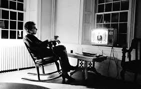 watching tv alone. dylan watching television, unknown tv alone